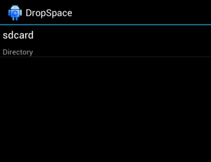 backup your android folders to dropbox - 06