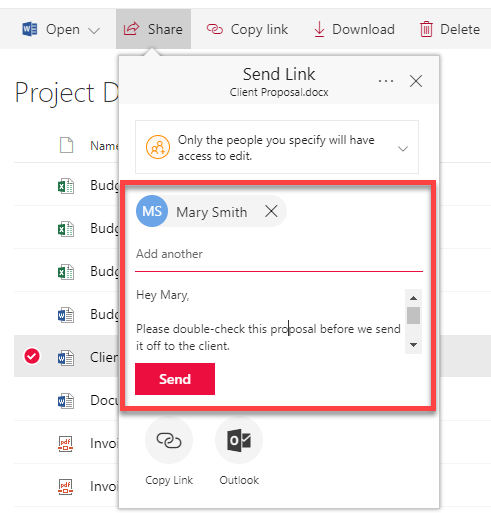 7 ways to attach SharePoint documents to an email - SharePoint Maven