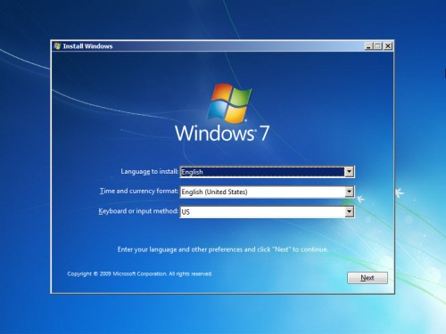 install new windows without deleting the old one - 01